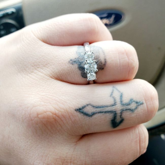 2023 Brides - Show us your ring! 11