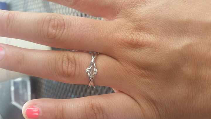 Worried about damaging my engagement ring