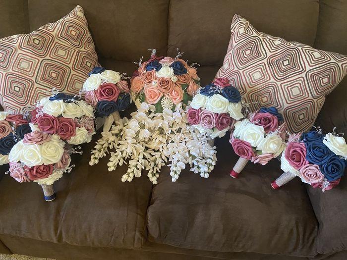 My diy bouquets 2