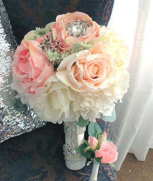 Silk Flower Bouquets Do Yourself: Show Me Your Diy Silk Bouquet With Flowers From The Craft