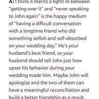 Wedding Horror Story