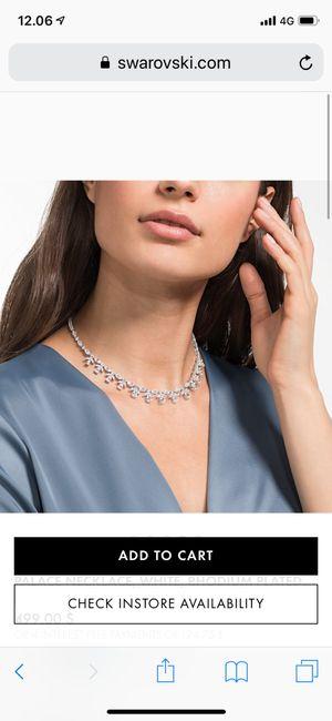 Please help me choose my necklace! - 4