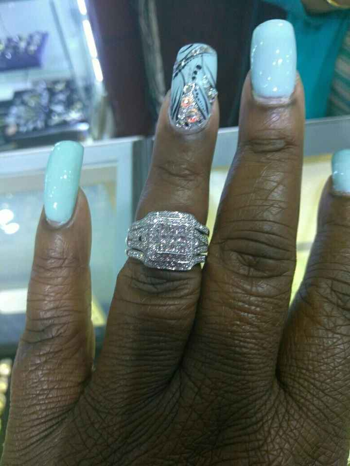 Show off your rings!!!