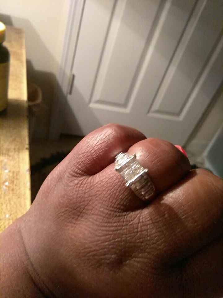 Lets see all of your pretty rings!!!!
