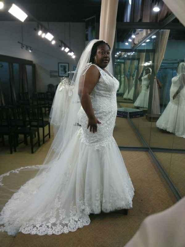Plus size ladies, show me your dresses!! - 1