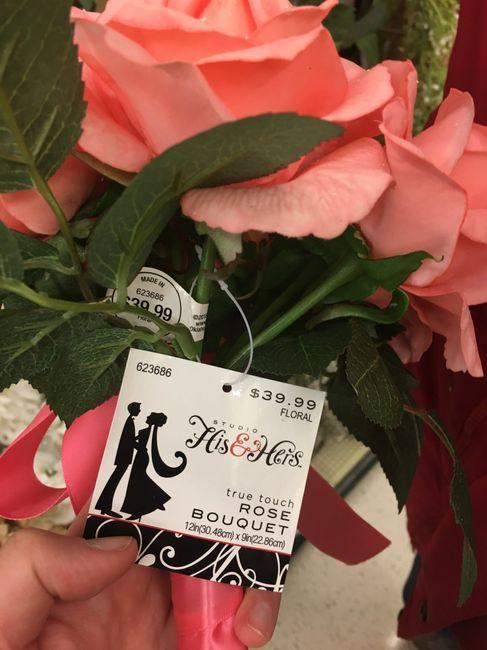 Fake Flowers... Irl? - 1
