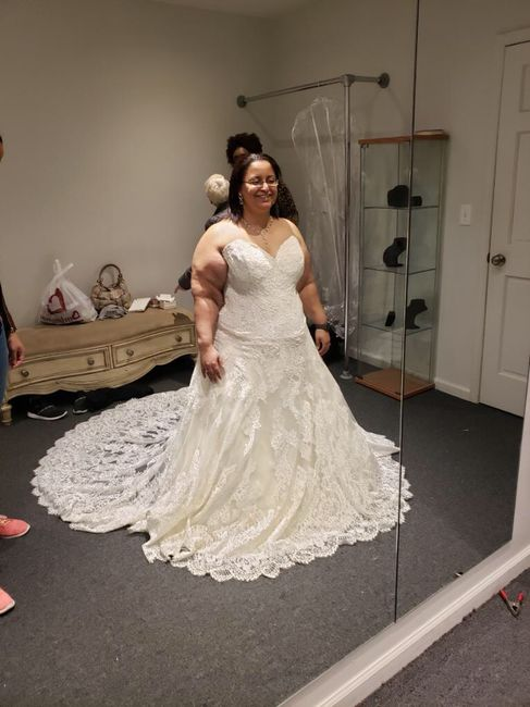 2020 wedding dresses!! Just bought mine!! 5
