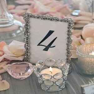 Picture frame table numbers - 1