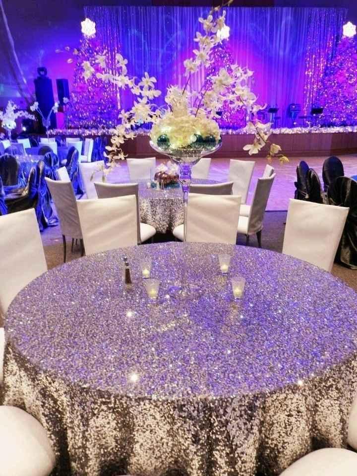 Silver Wedding Inspiration - 6