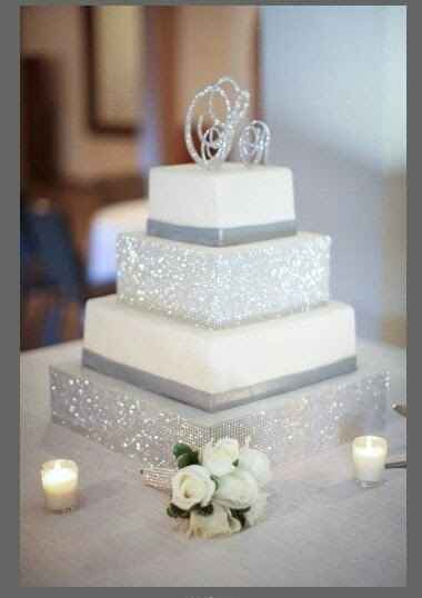 Let's see your Wedding Cake - 1
