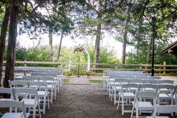 Let's see where you're getting married! Show off your wedding venue!! 12