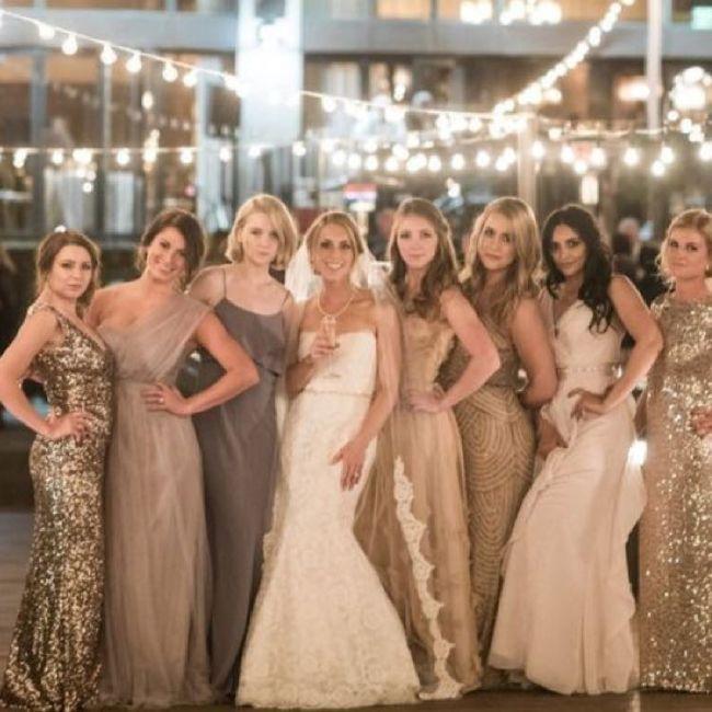 9ba20b1bf1443 Rent The Runway Bridesmaids Dress Rental | Weddings, Etiquette and ...
