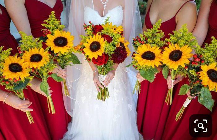 Bridesmaids Bouquets - 2