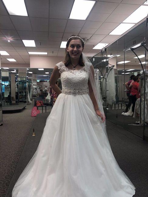 Wedding dress help! - 3