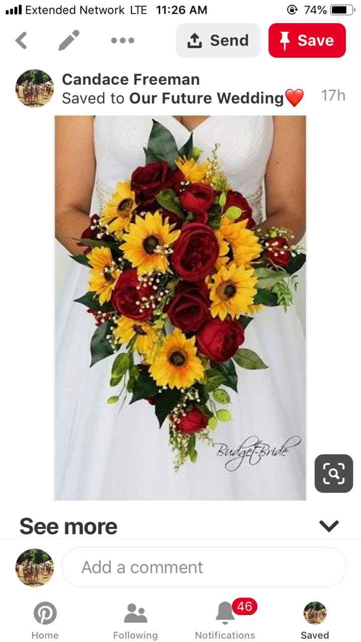 Which Bouquet? - 1