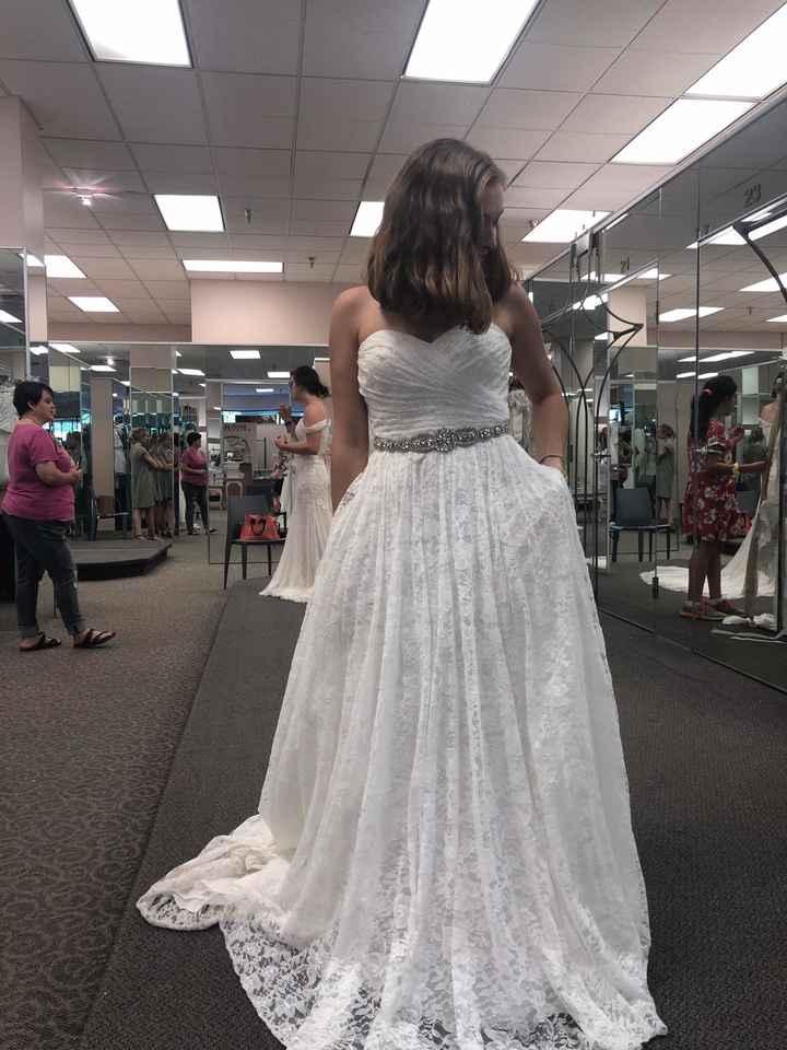 Wedding dress help! - 1