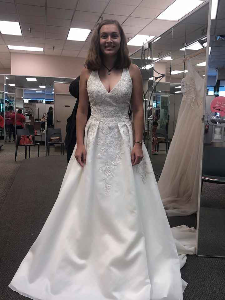 Wedding dress help! - 2