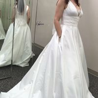 Getting excited!!! Let's see your dresses!