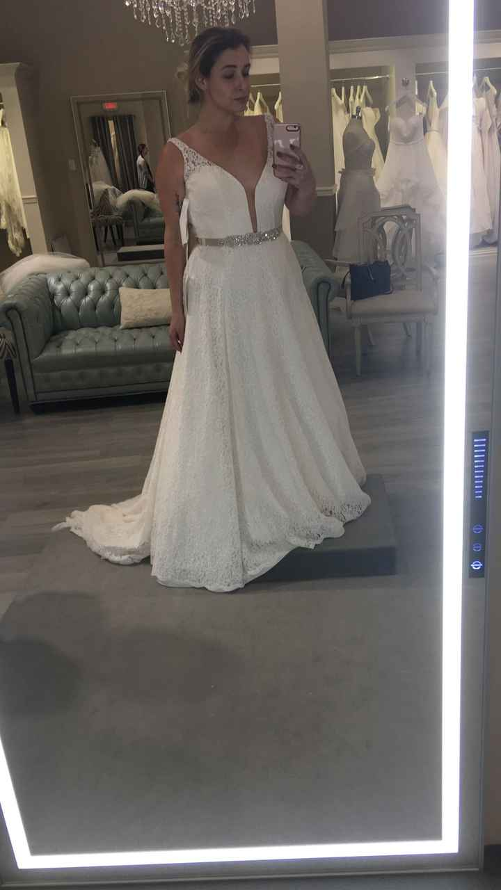 Found the Dress! Show Me Yours! - 1