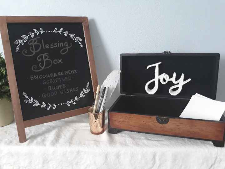 Unique Wedding Guest Books? Show Me Yours! - 1