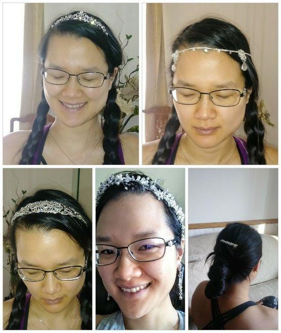 Wedding Hair Pieces 12