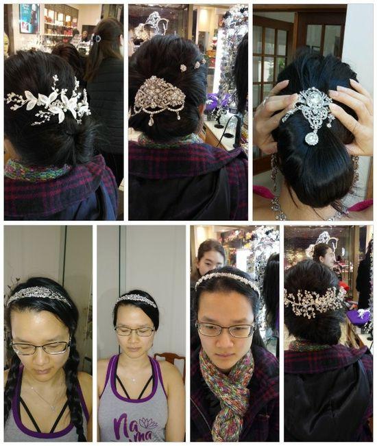 Wedding Hair Pieces 13