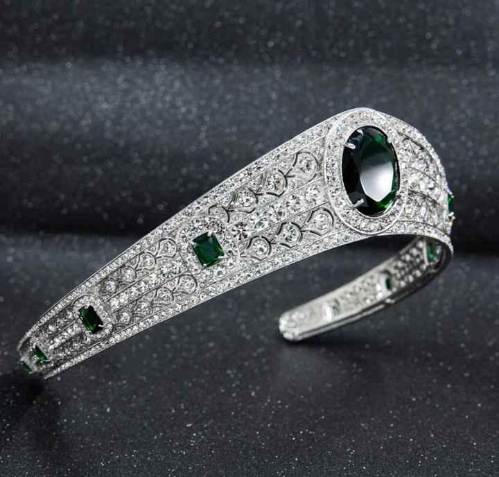 Bridal Tiara - 2