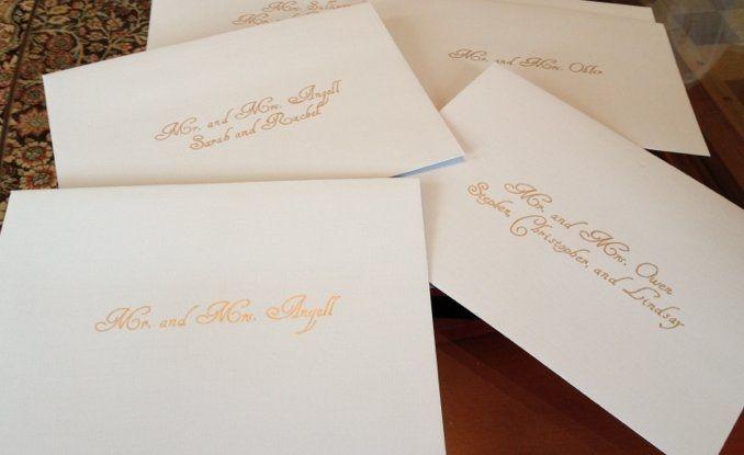 Address Labels For Wedding Invites: Labels On Wedding Invitations Etiquette