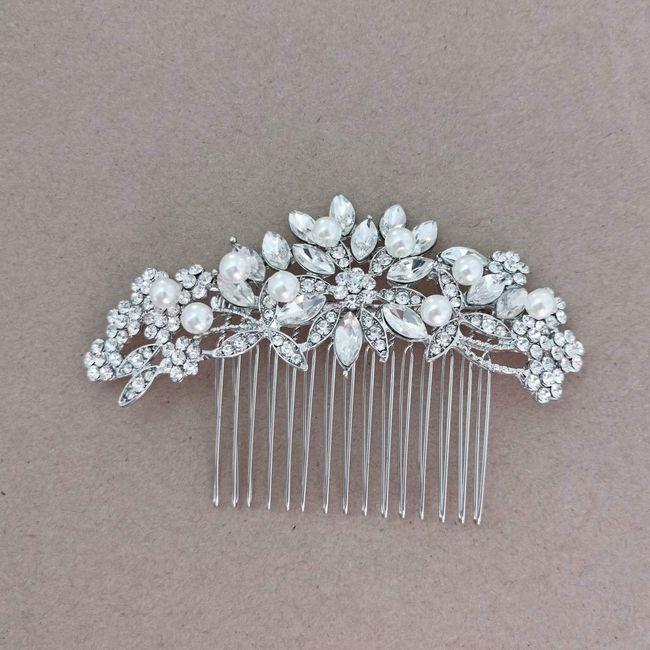Bridal accessories 5