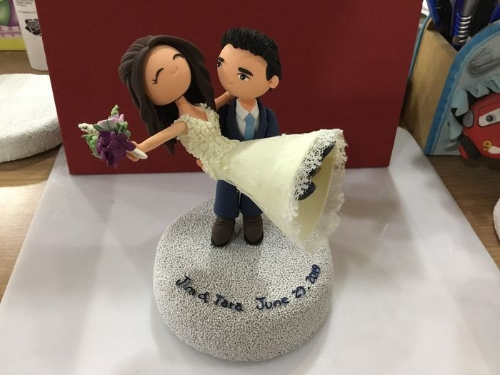 Show me your cake toppers 2
