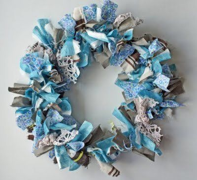 Remember All The Posts About The Diy Yarn Wreaths Pic Weddings