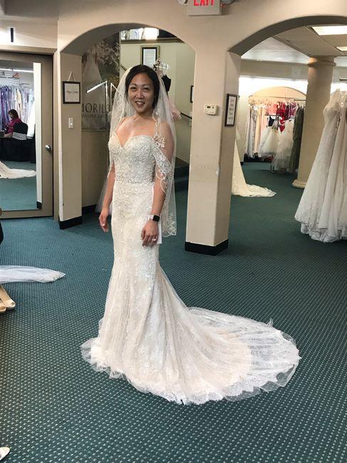 Found my dress! 10