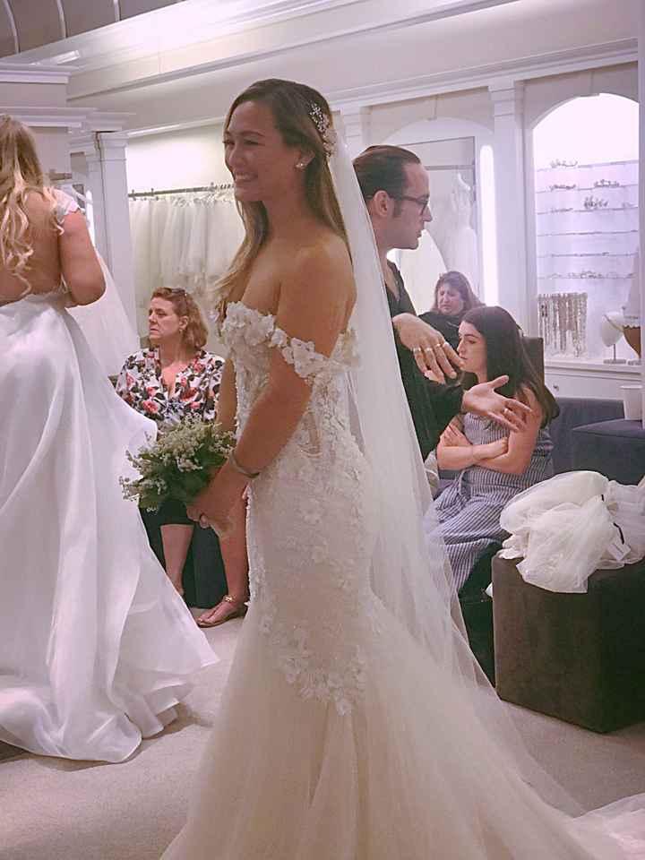 i said yes to the dress!!!!! - 1