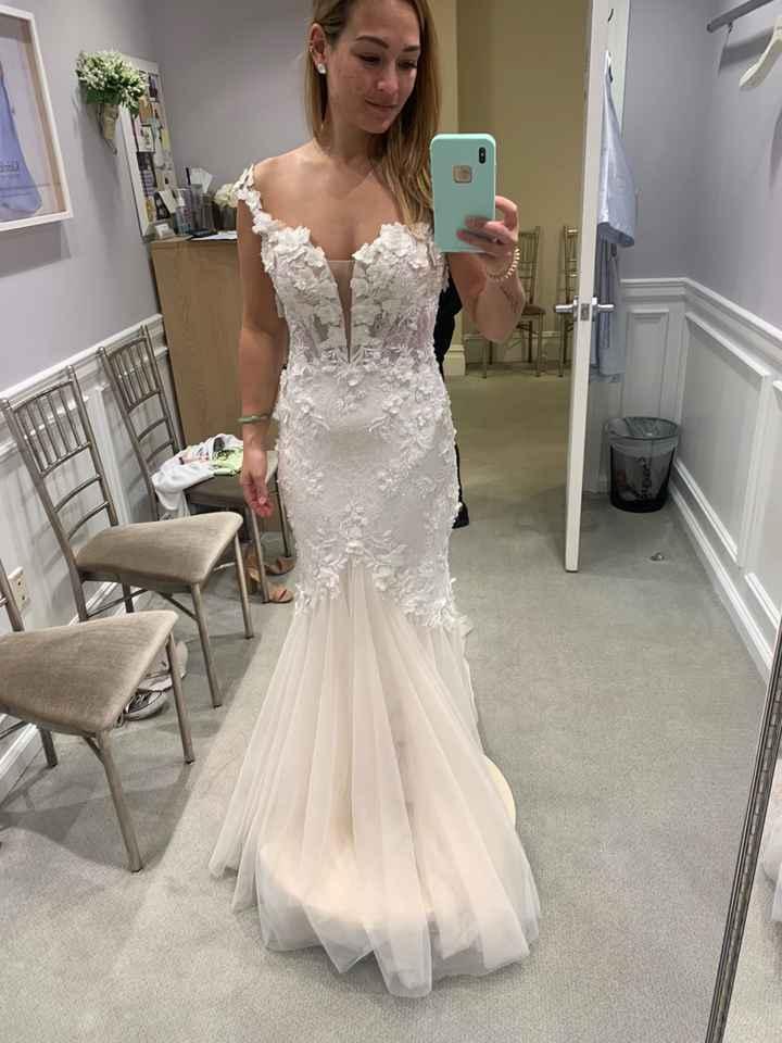i said yes to the dress!!!!! - 4