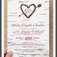 Wedding invites?