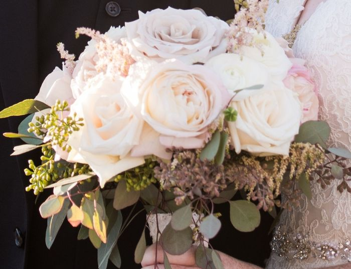 How much does your fresh bouquet cost you? 4