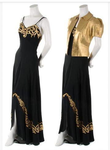 Bridesmaid dresses with satin wedding dress - 3