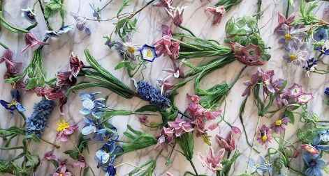 Fake Flowers-help? 1