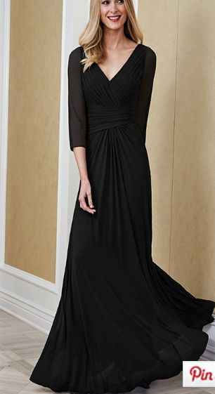 Halloween wedding and a black dress! Buying online? - 4