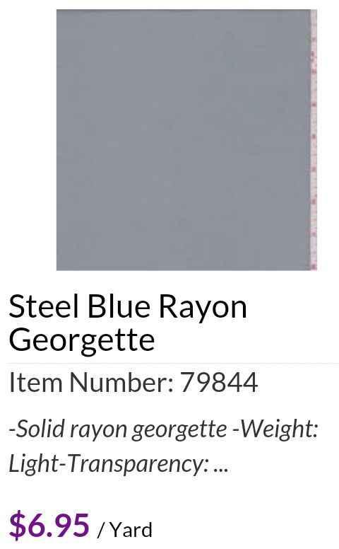 rit Dye dusty blue - 2