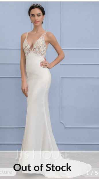 sos Wedding Dress Help - 1