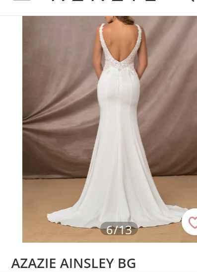 sos Wedding Dress Help - 3