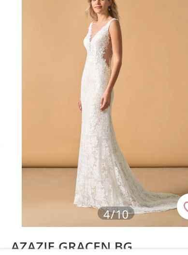 sos Wedding Dress Help - 4