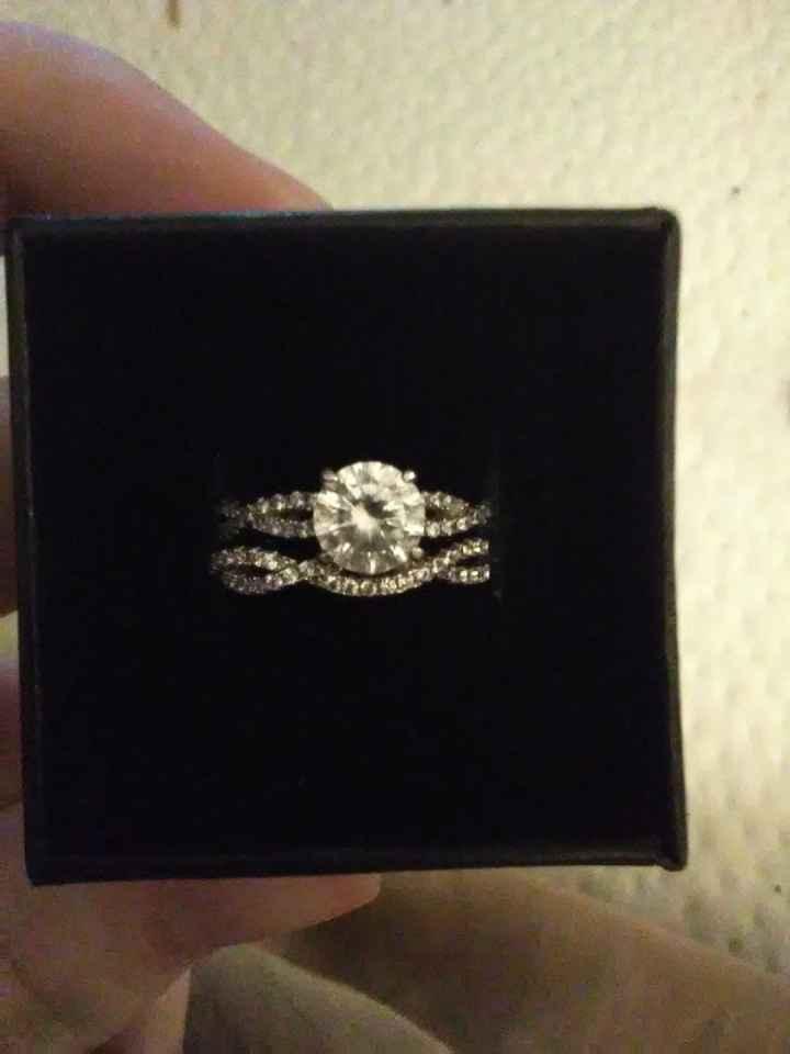 Not a diamond bride - 1