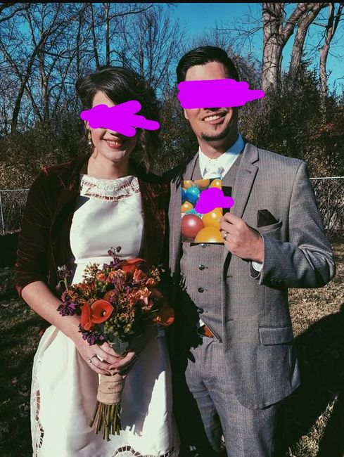 Cheap wedding dress Columbus ohio - 3