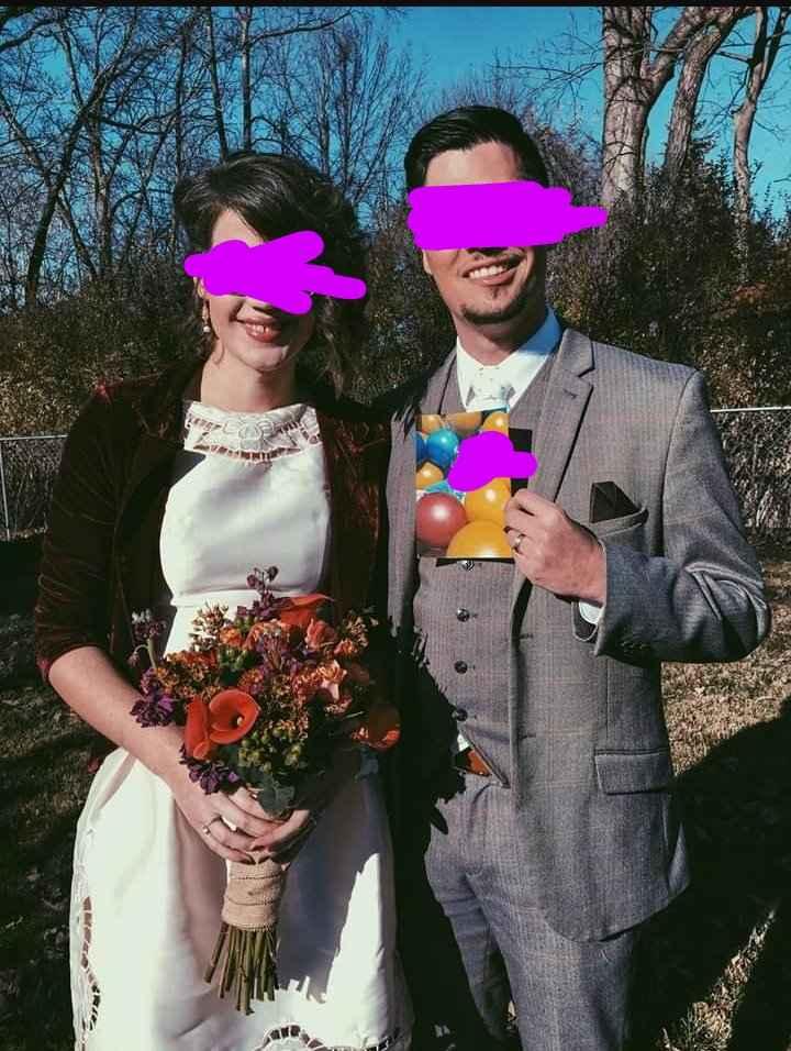 October 2021 wedding? 4
