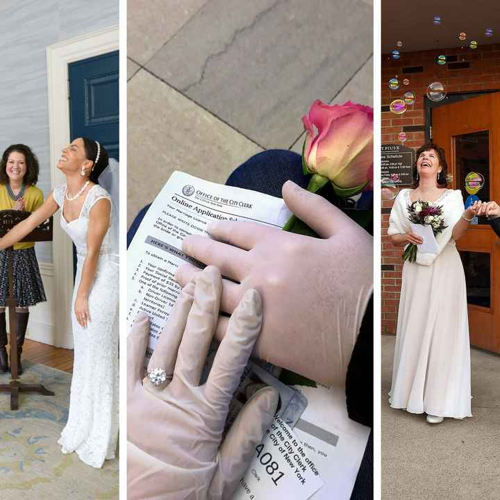 Corona Brides, what are you doing?! 3