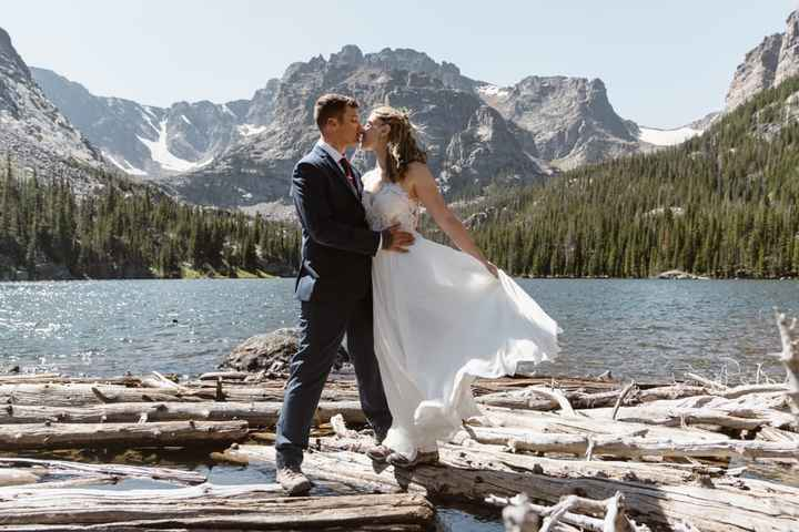 Elopements and intimate wedding - 1