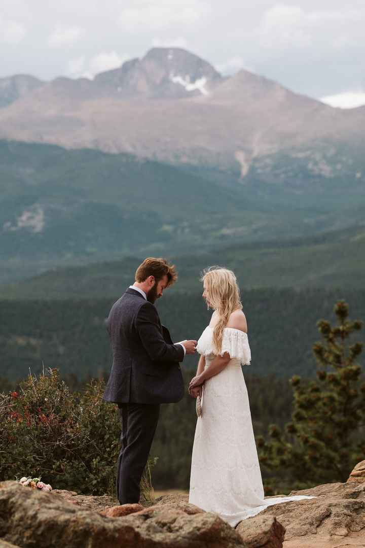 Elopements and intimate wedding - 2