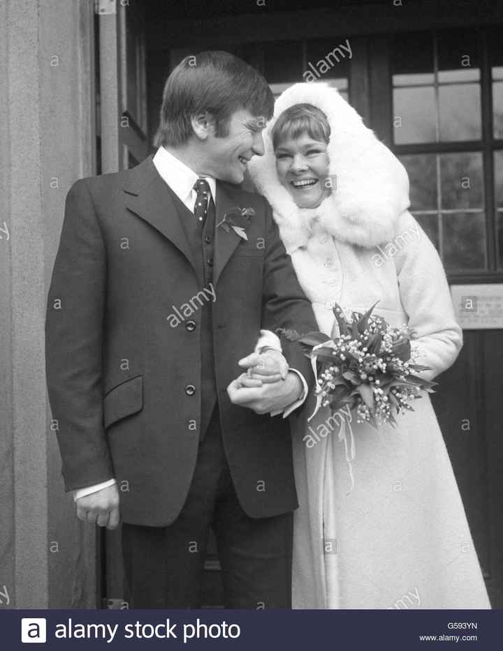 Celebrity Wedding History on this Day - 1